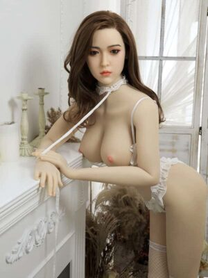 silicone sex doll Asian hot doll