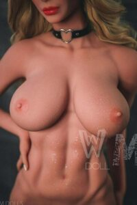 WM DOLLS Chubby sex doll