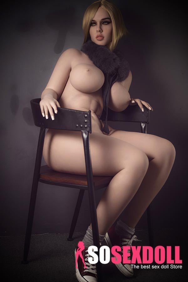 BBW Chubby big breasts fat butt sex doll