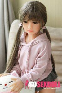 Mini Sex Doll Little Girl Love Doll A-Cup