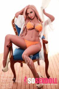 WM Blonds BBW Mini Sex Dolls For Men