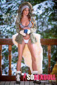WM D-Cup Blonds TPE Sex Doll