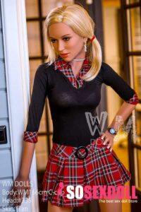 WM Dolls C-Cup Adult Doll TPE Celebrity Realistic Sex Doll