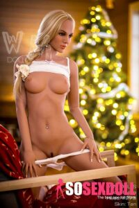 WM Small Breasts Blonds TPE Love Doll