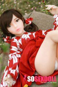 100cm Yumi Mini Sex Doll Teen Adult Love Doll