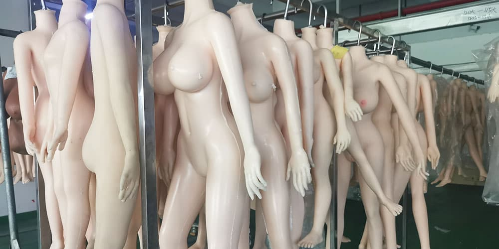 Chinese sex doll factory