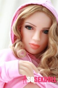 Real Looking Sex Doll Pink Girl D cup