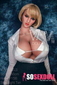 WM Dolls Realistic BBW Sex Doll